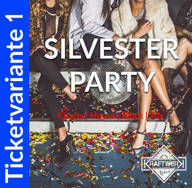 Silvester | Ticket 1 - Eintritt
