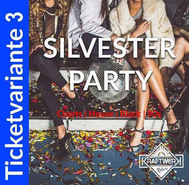 Silvester | Ticket 3 - All Inclusive