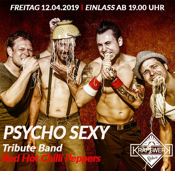 12.04.2019 | Psycho Sexy LIVE