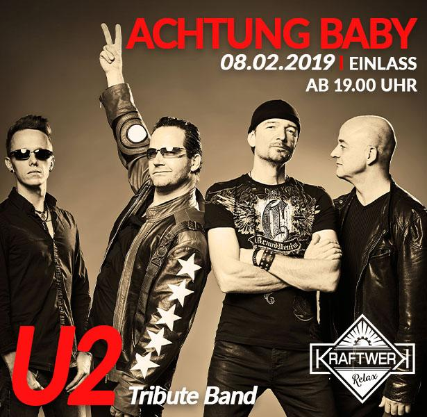 08.02.19 l Achtung Baby LIVE