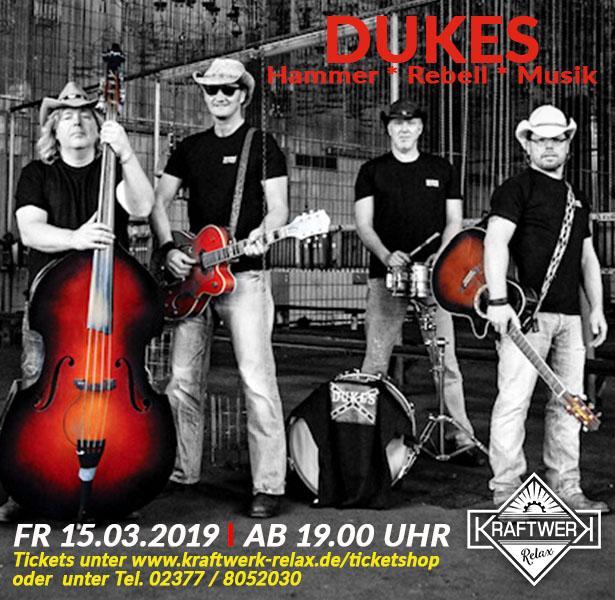 15.03.2019 l Dukes LIVE