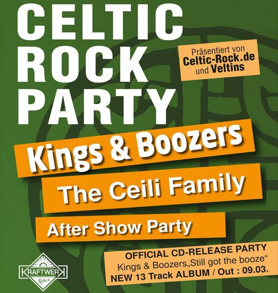 09.03.18 / Celtic Rock